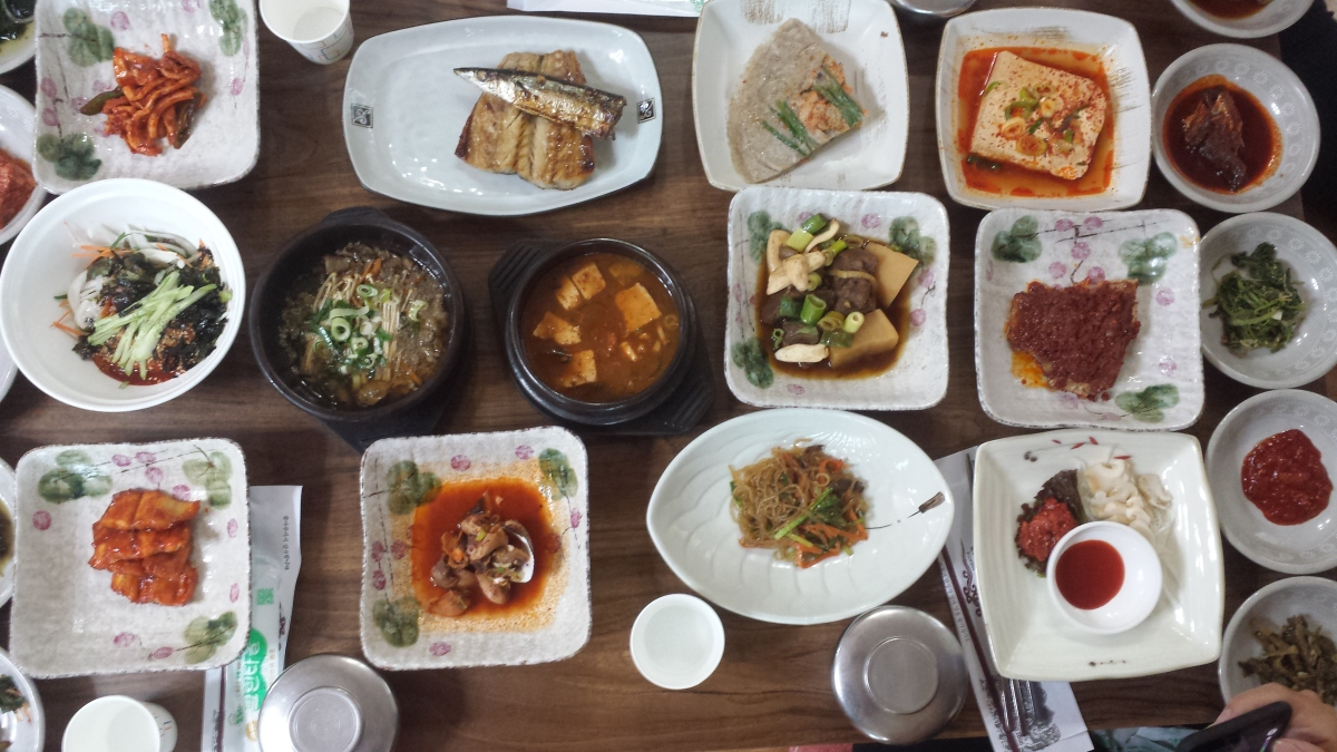 5 Tips For Eating Out in South Korea